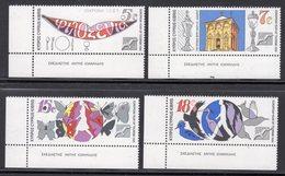 CYPRUS - 1990 EUROPEAN TOURISM YEAR SET (4V) FINE MNH ** SG 771-773 - Unused Stamps