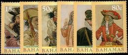 Bahamas 2003 Pirates Unmounted Mint. - Bahamas (1973-...)