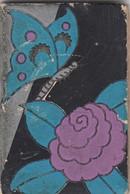 CALENDRIER DE POCHE 1930 - PARFUMERIE AU SANS RIVAL - VVE METIFIOT AVENUE DE LA GARE A VALENCE 26 DROME - Calendars
