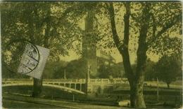 FINLAND -  OULU / Uleåborg - TARUSTA - STAMP - 1920s (BG3364) - Finland