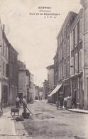 Ruffec Rue De La République - Ruffec