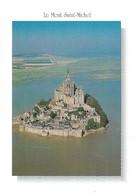 50 Le Mont Saint Michel Façade Est (2 Scans) - Le Mont Saint Michel