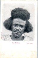 Afrique - Tipo Africano - Beni Amer - Alterroca Terni - Erythrée