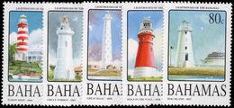 Bahamas 2004 Lighthouses Unmounted Mint. - Bahamas (1973-...)