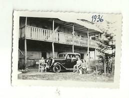 """3541 """"SONAGLIETTE DI ANGROGNA-VAL PELLICE -FIAT 518-1936"""" ORIGINALE - Automobili"""