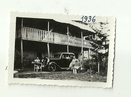 """3543 """"SONAGLIETTE DI ANGROGNA-VAL PELLICE -FIAT 518-1936"""" ORIGINALE - Automobili"""