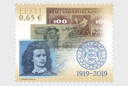 Estland / Estonia - Postfris / MNH - 100 Jaar Centrale Bank 2019 - Estland