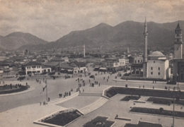 Tirana - Sheshi Skanderbeg , Mosque - Albania