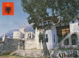 Kruja - Old Houses - Albania