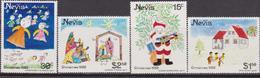 Nevis - Christmas Navidsa Natale Set MNH - Francobolli