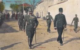 Shkodra Scutari - General Trollmann , WWI Militaria - Albania