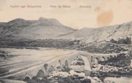 Shkodra Scutari - Pont De Mesi , Bridge , Marubbi - Albania