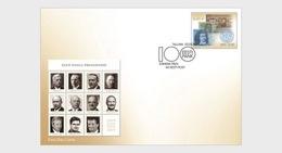Estland / Estonia - Postfris / MNH - FDC 100 Jaar Centrale Bank 2019 - Estland