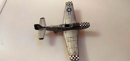 JOUET-AVION P-51 MUSTANG - Jouets Anciens