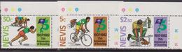 Nevis - Scouts Set MNH - Francobolli