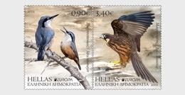 Griekenland / Greece - Postfris / MNH - Complete Set Europa, Vogels 2019 - Ungebraucht