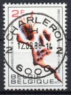 BELGIE: COB 1660 Zeer Mooi Gestempeld. - Belgium