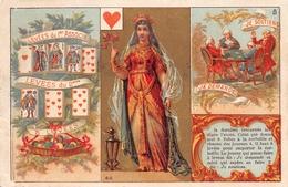 Playing Cards  8 Levées Chcorée Nouvelle Cambrai Card - Games & Toys