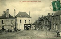 Champgeneteux Place - France