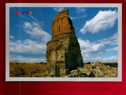 CP Arménie - Monument Ruine à Identifier - Ani ? - Arménie