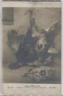 CPA - H.UMBRICHT - Faisan Et Perdrix (thème CHASSE) - Salon 1911 - Edition ND.Photo - Peintures & Tableaux