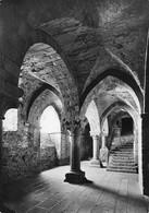 50 Abbaye Du Mont Saint Michel Ancienne Aumônerie Dite Salle De L'Aquilon (2 Scans) - Le Mont Saint Michel