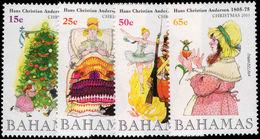 Bahamas 2005 Christmas Hans Christian Andersen Unmounted Mint. - Bahamas (1973-...)