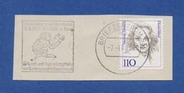 BRD MWSt - BRIEFZENTRUM 53, Alexander Von Humboldt In Bonn 2000 - Kunst- Und Ausstellungshalle Der BRD - Universal Expositions