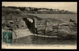 44 - Pornic - 23 - Sainte Marie - Le Pont Du Diable Et La Pointe De Gourmalon #05607 - Pornic