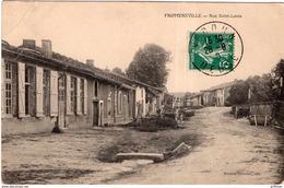 FROMEREVILLE RUE SAINT LOUIS 1908 TBE - Francia