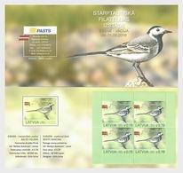 Letland / Latvia - Postfris / MNH - Booklet Europa, Vogels 2019 - Letland