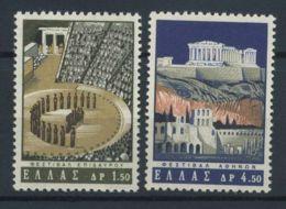 Grèce 1965 Mi. 876-877 Neuf ** 100% Festival D'art - Grèce