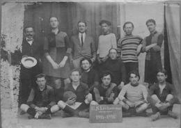 Carte Photo : U.S Lectouroise 1915-1916 - Lectoure