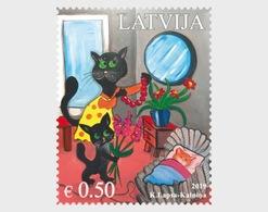 Letland / Latvia - Postfris / MNH - Moederdag 2019 - Letland