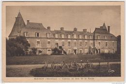 MAURON CHATEAU DU BOIS DE LA ROCHE TBE - Frankrijk
