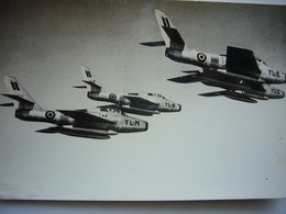 Avion / Airplane / FORCE AERIENNE BELGE / Republic F84F Thunderstreak - 1946-....: Era Moderna