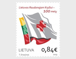 Litouwen / Lithuania - Postfris / MNH - Rode Kruis 2019 - Litouwen