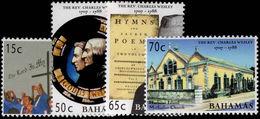 Bahamas 2007 Charles Wesley Unmounted Mint. - Bahamas (1973-...)