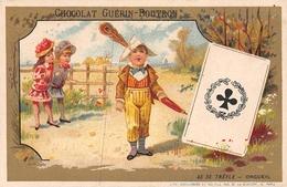 Playing Cards  Chocolat Guerin Boutron -As De Tréfle Orgueil - Games & Toys