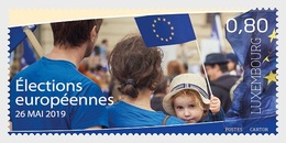 Luxemburg / Luxembourg - Postfris / MNH - Europese Verkiezingen 2019 - Luxemburg
