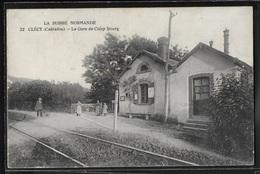 CPA 14 - Clécy, La Gare De Clécy Bourg - Clécy