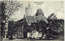 GROSS LEUTHEN - Lutynia (Miękinia) - Powiat Średzki (Niederschlesien) - Schloss - Schlesien