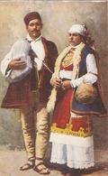 92/FP/19 - COSTUMI - ANTICHI COSTUMI BULGARI (BULGARIA) - Bulgaria
