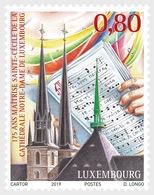 Luxemburg / Luxembourg - Postfris / MNH - 175 Jaar Notre-Dame Van Luxemburg 2019 - Luxemburg