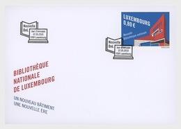Luxemburg / Luxembourg - Postfris / MNH - FDC Nationale Bibliotheek 2019 - Luxemburg