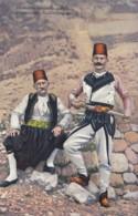 Albania - Albanian Costumes , Folklore , Purger & Co Munchen - Albania