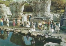 Albania - Albanian Costumes , Folklore - Albania