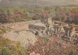 Butrintit - Theatri , Theater - Albania