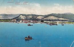 Valona - Port Hafen Harbour , Purger & Co Munchen - Albania