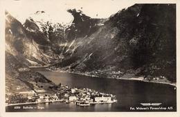6524 Balholm Sagn NORWAY - Norvège
